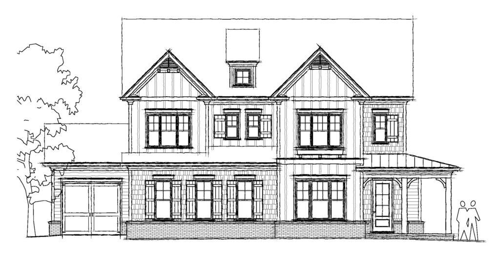 1479 mimosa circle se leland homes for Leland house